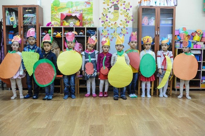 Şehitkamilli Miniklerden 'Yerli Malı' Kutlaması