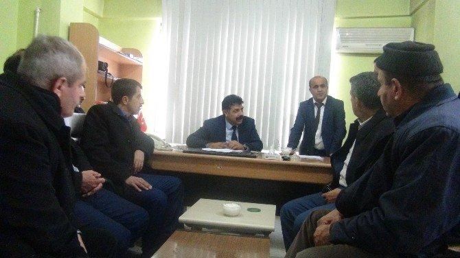 Şemdinli'de Enerji Sorunu Masaya Yatırıldı