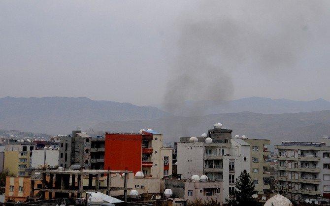 Cizre'de Çatışmalar Şiddetlendi