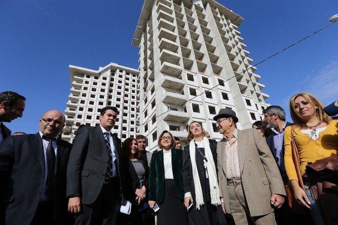 Büyükşehir Projeleri Yerinde İnceliyor