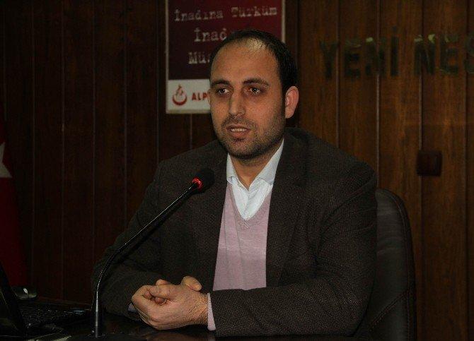 """""""Suriye Türkmenleri Meselesi"""" Konferansı"""