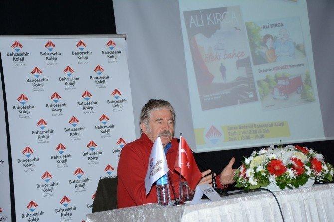 """Ali Kırca: """"Dünyayı Çocukların Hayalleri Kurtaracak"""""""