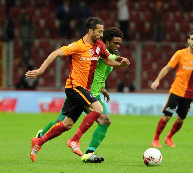 Galatasaray: 2 - Akhisar Belediyespor: 1