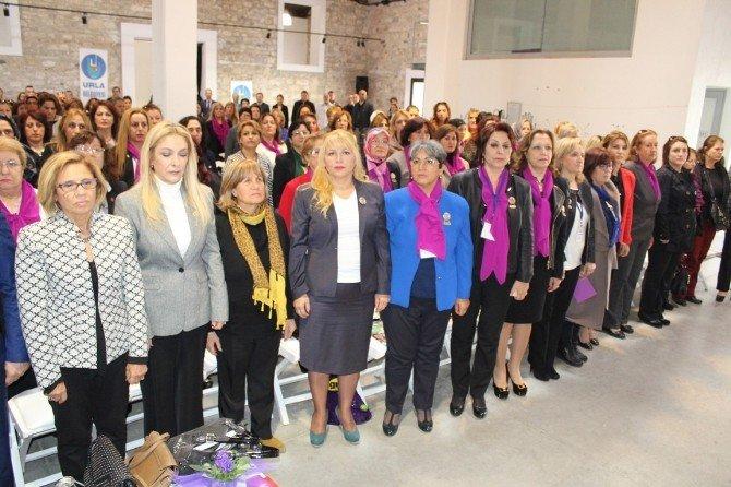 Türkiye'nin Kadın Muhtarları Urla'da Buluştu