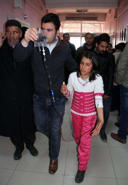 Zehirlenme Şüphesiyle 40 Öğrenci Hastaneye Kaldırıldı