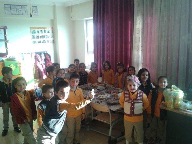 Özel Baran Koleji öğrencilerinden Yerli Malı Haftası etkinlikleri