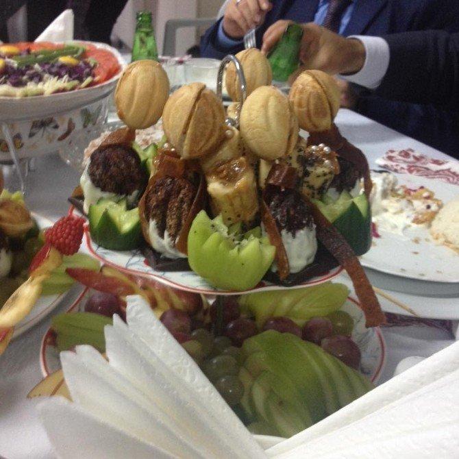 Bilecik'te Aşçılık Eğitimi Alan Kursiyerler Hünerlerini Sergiledi