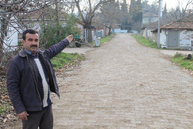 Sel Mağduru Köyün Tapusu Yok