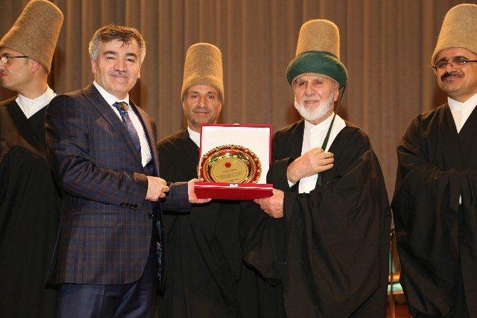 Bozok Üniversitesi Bilal Şahin İlahiyat Fakültesi Mevlana'yı Andı