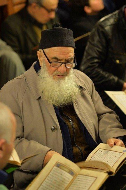 Erzurum'da 1001 Hatim Heyecanı Başladı..