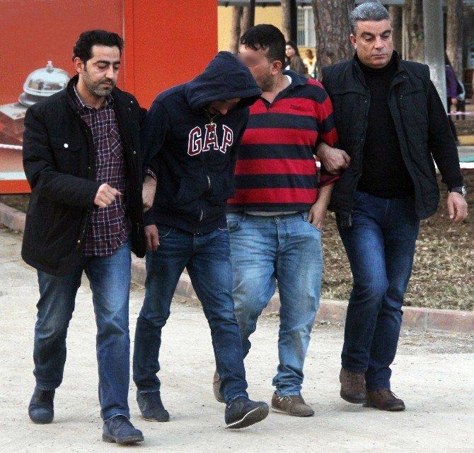 Tecavüz Edip Videoyla Tehdit Eden İki Kişi Tutuklandı