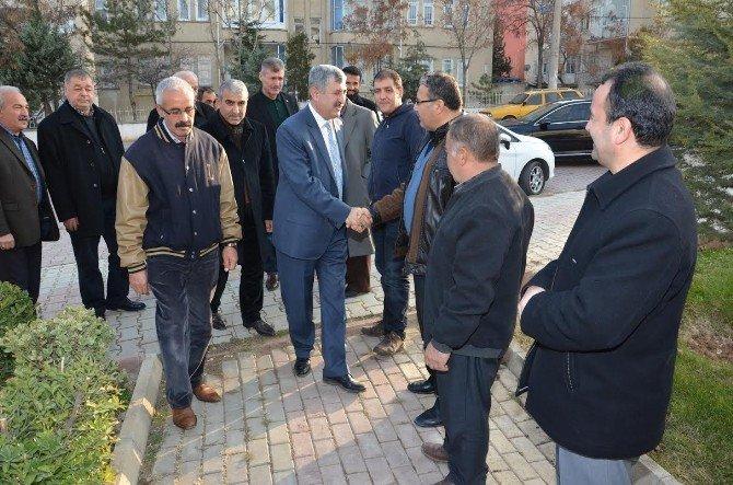 AK Parti Yakınca'da Mahalle Toplantısı Düzenlendi