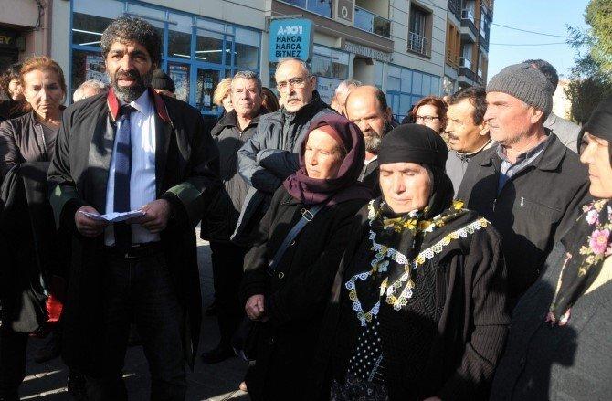 Müdafi Avukatları'ndan İşten Çıkarılmalara Protesto