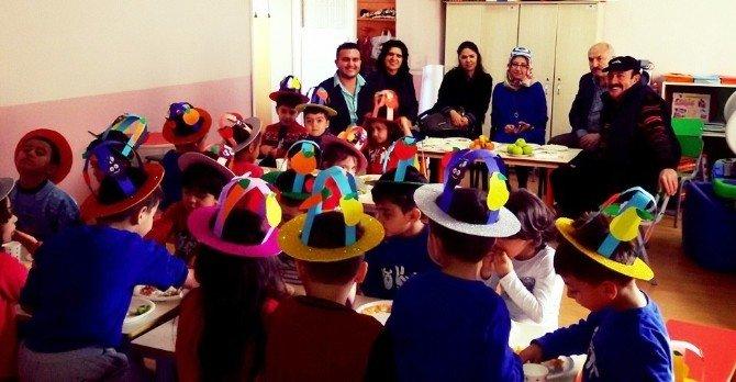 Ana Sınıfında Tutum, Yatırım Ve Türk Malları Haftası Kutlaması