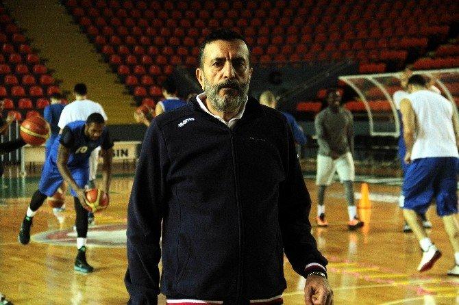"""Sunter: """"Avrupa Kupası'nı Ankara'ya Getirmek İstiyoruz"""""""
