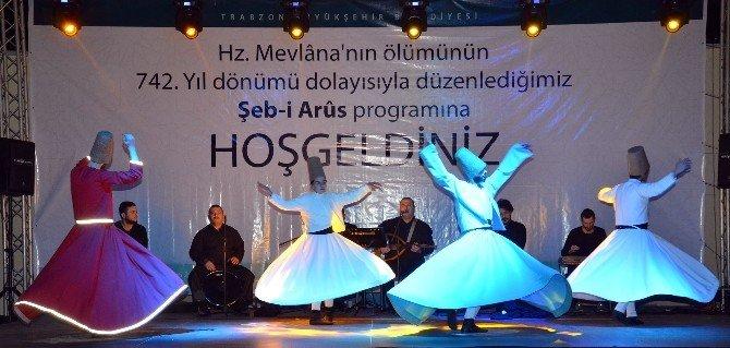 Arsin'de 'Mevlana'yı Anlam Ve Anlama Gecesi' Düzenlendi