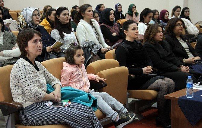 Arükam Konferansında Anne Adaylarına Önemli Tavsiyeler
