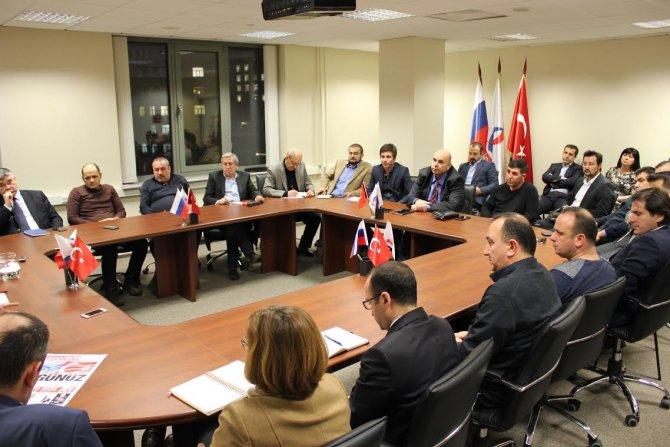 Ünlü Rus avukattan Türk iş adamlarına tavsiyeler