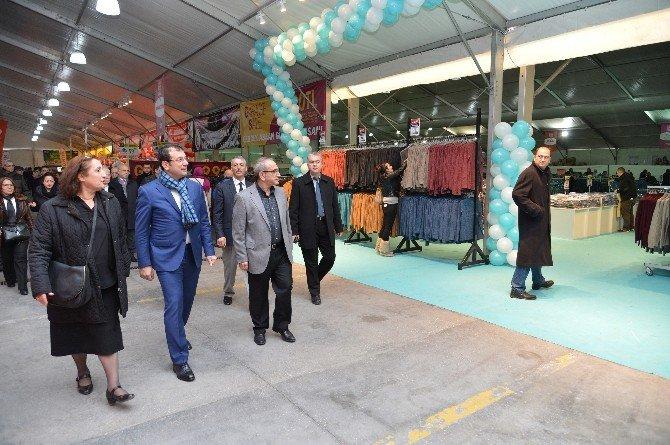 Markalar Çadırı Beylikdüzü'nde Açıldı