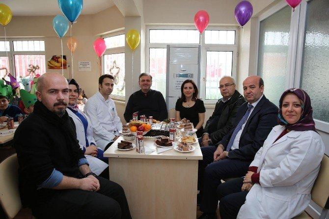 Bilgievi'nde Yerli Malı Haftası Kutlandı
