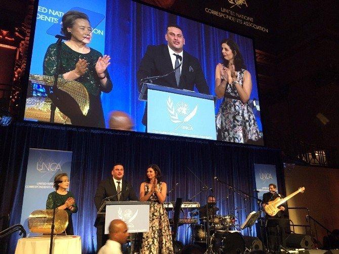 Unca 20. Yıl Ödül Gala Yemeğine, THY Damga Vurdu
