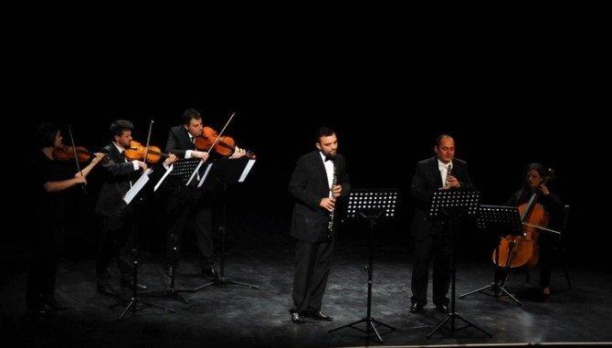 BEÜ'de Klasik Müzik Esintileri