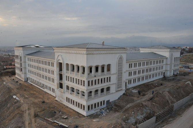 Uluslararası Murad Hüdavendigar İmam Hatip Lisesi, eğitime hazır
