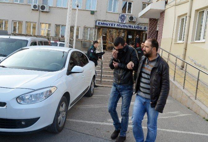 Bursa'da Terör Ve Uyuşturucu Operasyonu: 12 Gözaltı