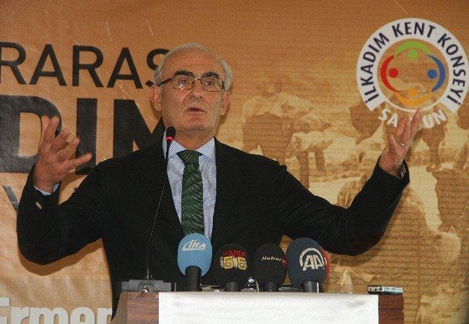 """""""Tarihte Ermeniler Ve Ermeni Meselesi"""" Sempozyumu"""