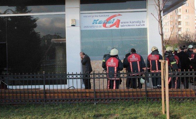 Kanal Binasında Patlama: 1'i Ağır 4 Kişi Yaralandı