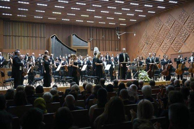 """Kılıçdaroğlu, """"İsmet İnönü'yü Anma Konseri""""ne Katıldı"""