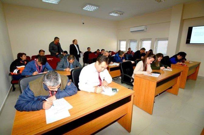 Yalova'da Kamu Personeline Afet Eğitimi