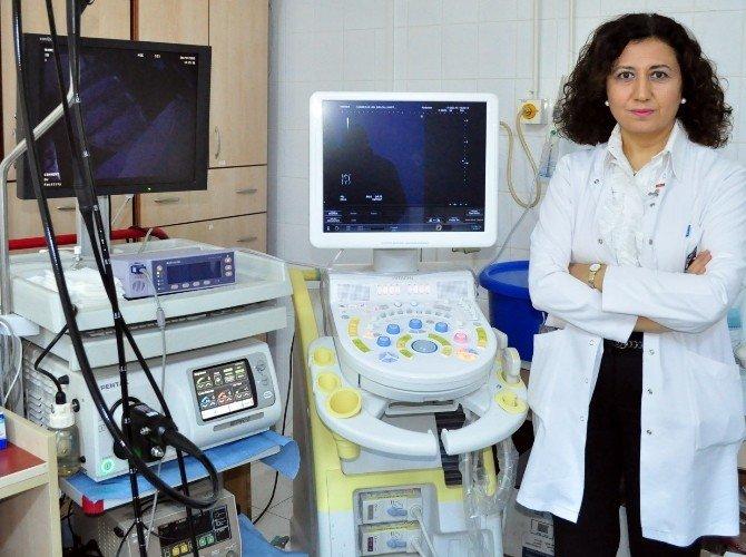 """Balcalı'da """"Endoskopik Ultrason"""" Teknolojisi"""