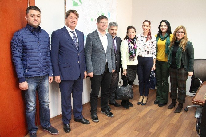 Eğitim Kurumlarından Başkan Subaşıoğlu'na Ziyaret