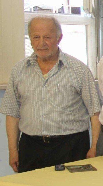 DSP Rize İl Başkanı Ömer Faruk Temizel'in Parti İl Binasında Nöbet Ölümü