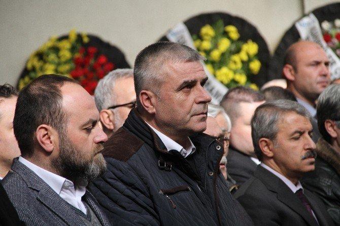Akhisar Belediyespor Başkanı Hüseyin Eryüksel'in Acı Günü