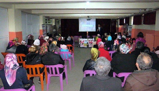 Elazığ'da 'Aile İçi İletişim, Anne, Baba Tutumu' Semineri