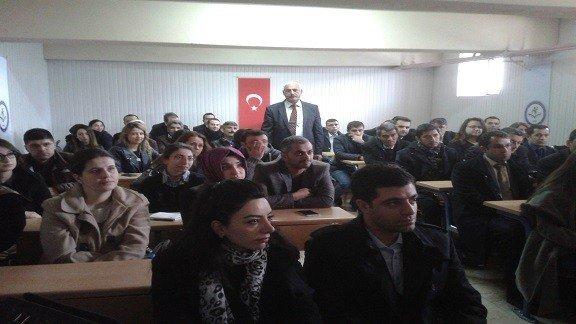 Elazığ'da 'Afete Hazır Okul' Eğitimleri Veriliyor