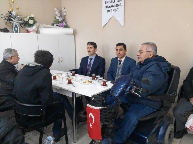 Camilerin Engelli Bireylere Uyumlu Hale Getirilmesini İstediler