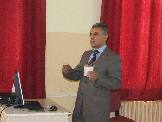 Erasmus Plus Bilgilendirme Toplantısı