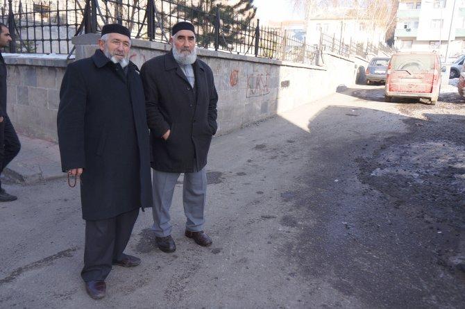 Erzurum, en kurak kışını yaşıyor