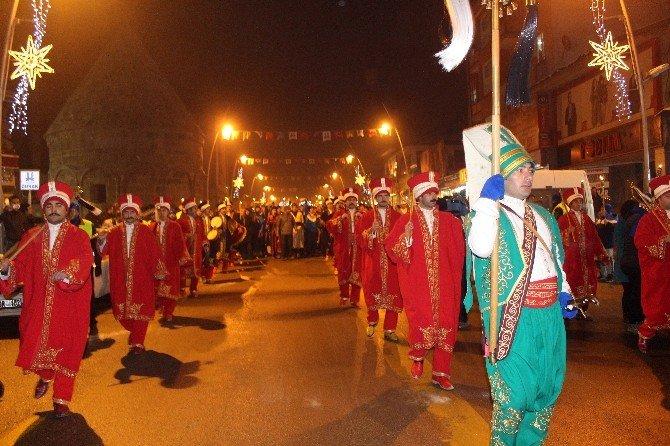 Wınterfest 2015 Kış Festivali Kortej Yürüyüşü