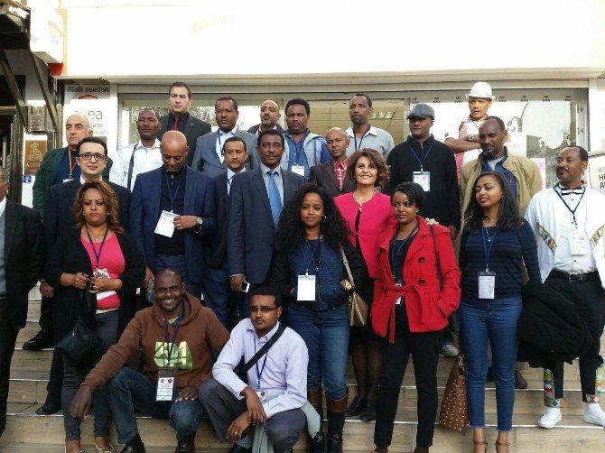 Etiyopya Ticari Alım Heyeti GSO'da