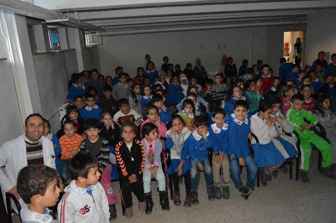 """Mehmet Kutsi Beğdeş İlköğretim Okulu """"Değerler Eğitimi"""" Kapsamında Bir Etkinlik Yaptı"""
