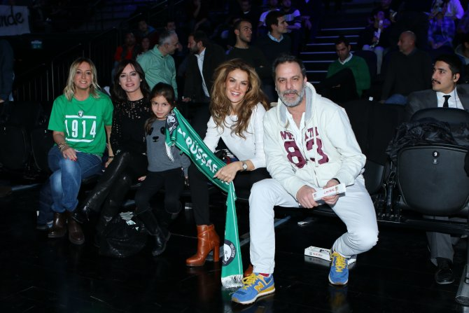 Darüşşafaka Doğuş: 66 - Maccabi FOX Tel Aviv: 70