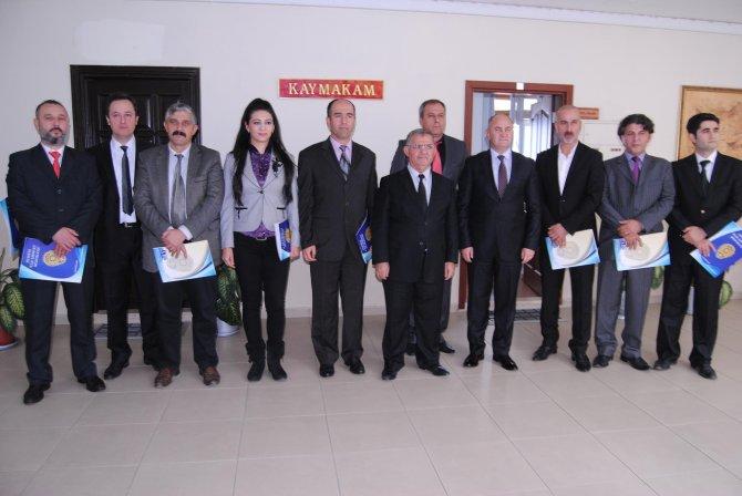 Fethiye, olay yeri inceleme iş istasyonu arasında Türkiye birincisi oldu