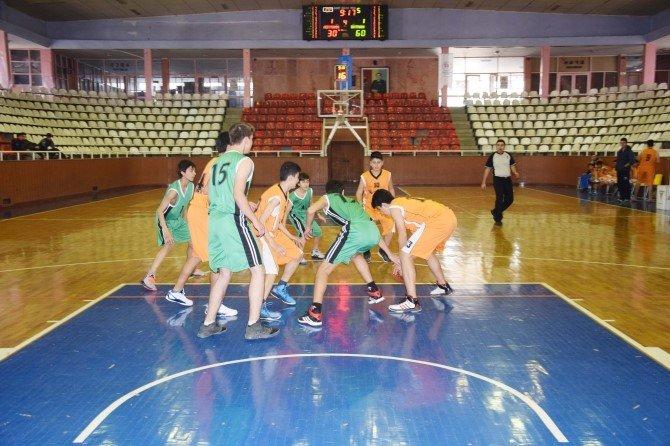 Analig Basketbol Heyecanı Başladı