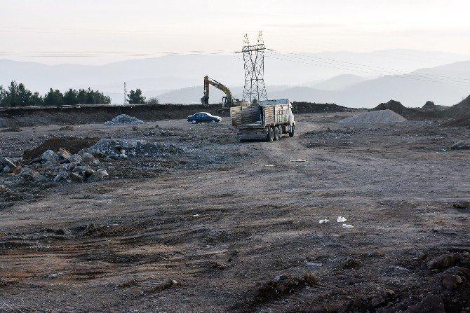 İlkay Gündoğan Stadı'nın Yapımına Başlandı