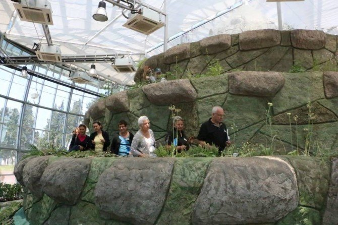 Geofit Bahçesine Uluslararası İlgi