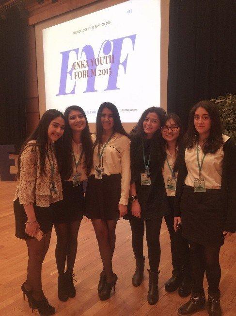GKV'liler 3. Ulusal Enka Gençlik Forumunda